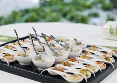 banquetes y menús de boda en vitoria, en el jardines de uleta disponemos de menús para todo tipo de presupuestos, menús ajustados en precio