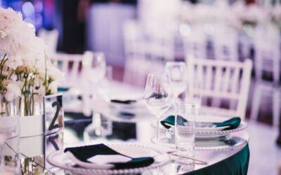 5 claves para acertar en la elección del banquete de bodas