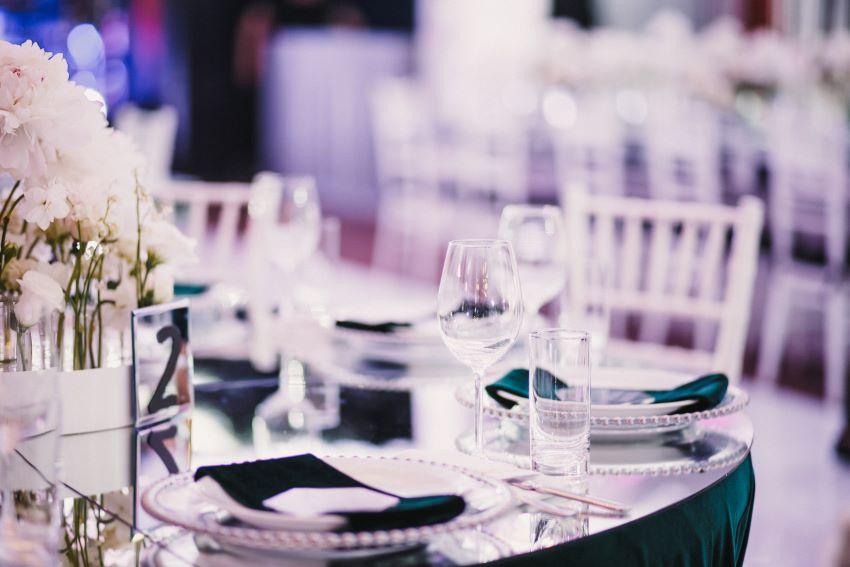 organizar el banquete de bodas en vitoria en jardines de uleta, el menú de boda personalizado y a buen precio